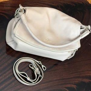 Kate Spade Blush Colored Handbag w/Crossbody Strap